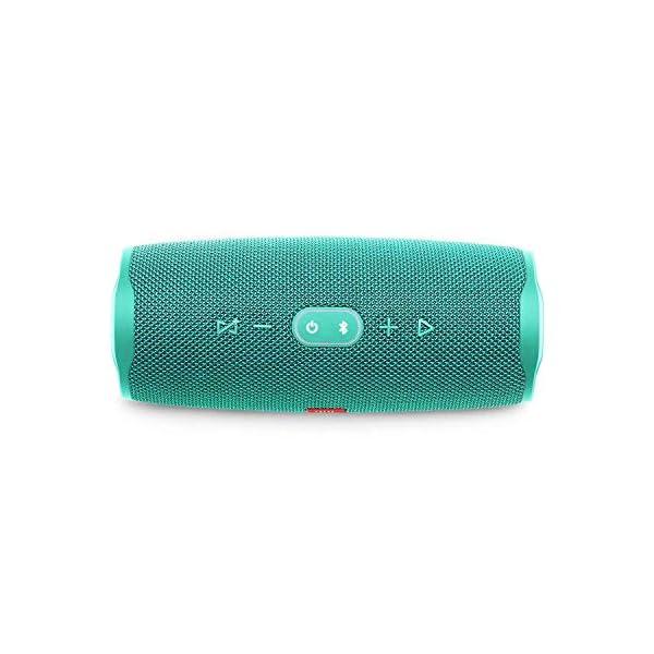 JBL Charge 4 - Enceinte Bluetooth portable avec USB - Robuste et étanche : pour piscine et plage - Son puissant - Autonomie 20 hrs - Turquoise 2