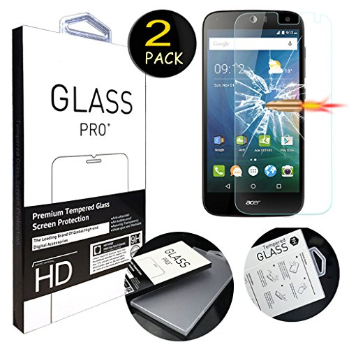 Tempered Glass Protector for Acer Liquid Z630 - 7