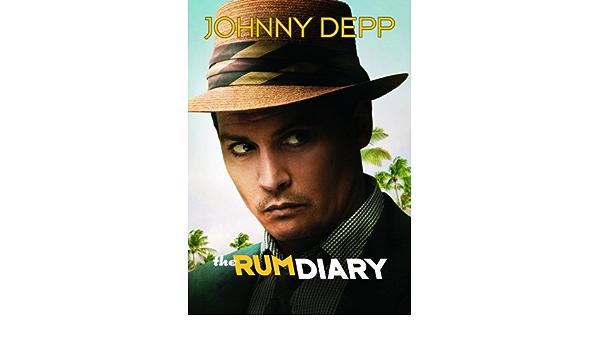 POSTERS Rum Diary la película depp johnny 24inx36in # 02 ...