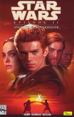 Star Wars. Episode 2. Angriff der Klonkrieger. Offizieller Comic zum Film
