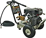 MI-T-M CM Cold Water Powered Pressure Washer, 3000 psi, 2.4 gpm, 212 cc