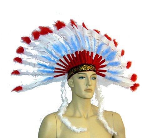 F57571 Indian Headdress Deluxe Forum