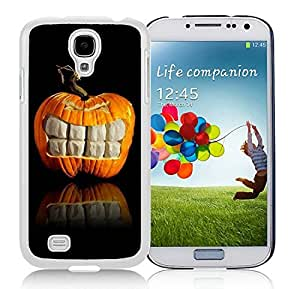 linJUN FENGDesign for Mass Customization Samsung S4 TPU Protective Skin Cover Halloween White Samsung Galaxy S4 i9500 Case 15