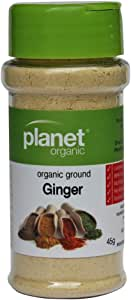Planet Organic Ginger Spices 45 g