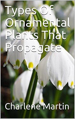 Types Of Ornamental Plants That Propagate by [Martin, Charlene]