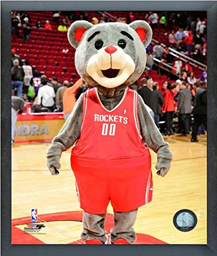 (Houston Rockets NBA Team Mascot Photo (Size: 12