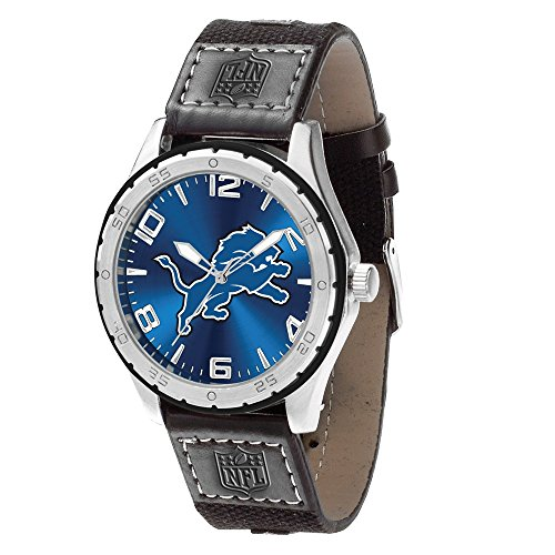 Gifts Watches NFL Detroit Lions Gambit Watch by Rico Industries