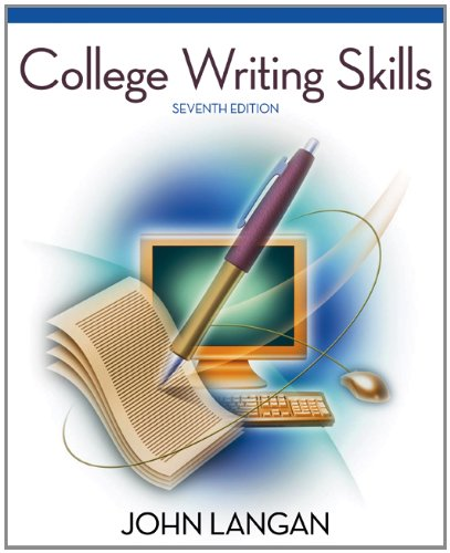 College Writing Skills, 7th Edition