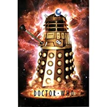 Doctor Who (Dalek) TV Poster Print - 24x36