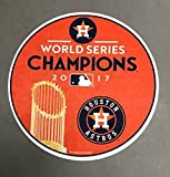 Houston Astros 2017 World Series Champions Official Licensed Round Pennant