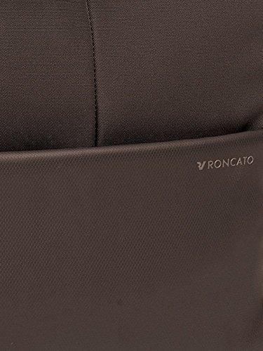 Roncato Wireless bolso bandolera 28 cm testa di moro