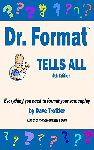 Dr format tells all 4th edition everything you need to format dr format tells all 4th edition everything you need to format your fandeluxe Gallery