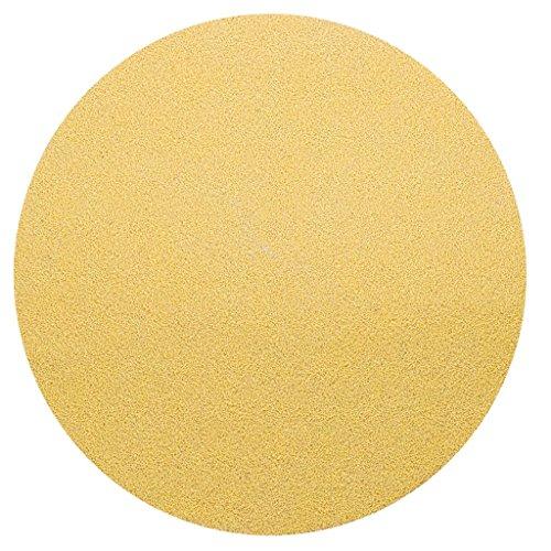 "Wholesale Benchmark Abrasives 5"" Gold No Hole Hook & Loop Discs - 50 Pack (220 Grit) supplier"
