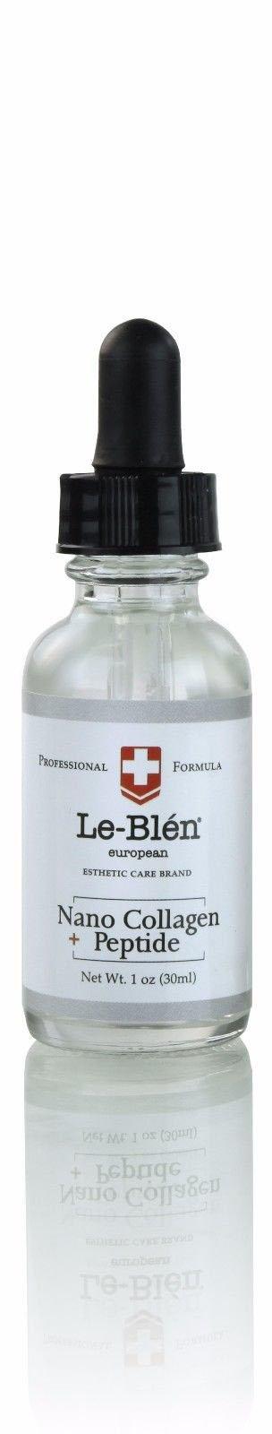 Le-Blen european ESTHETIC CARE BRAND - Nano Collagen Peptide (1oz)