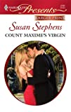 Count Maxime's Virgin, Susan Stephens, 0373235550