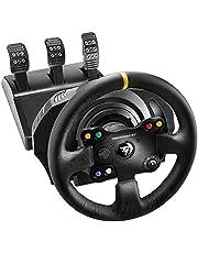 Thrustmaster 262798 Tx Racing Wiel Voor Xbox One/Pc, Lederen Editie Pc
