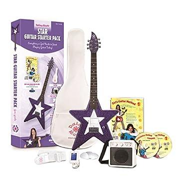 Daisy Rock 14/7018 Inicio Escala corta paquete de la guitarra eléctrica del arrancador: Amazon.es: Instrumentos musicales