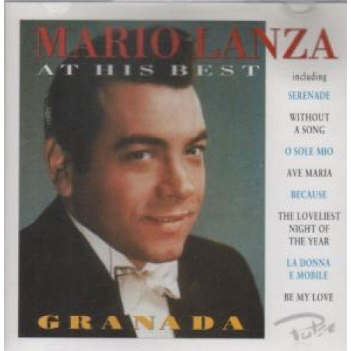 At His Best-Granada by Mario Lanza