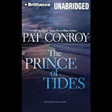 The Prince of Tides Audiobook by Pat Conroy Narrated by Frank Muller