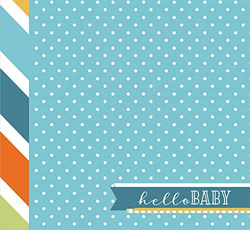 [해외]Paper House FB-0009 Flipbook Interactive Album Baby Boy Multicolor / Paper House FB-0009 Flipbook Interactive Album Baby Boy, Multicolor