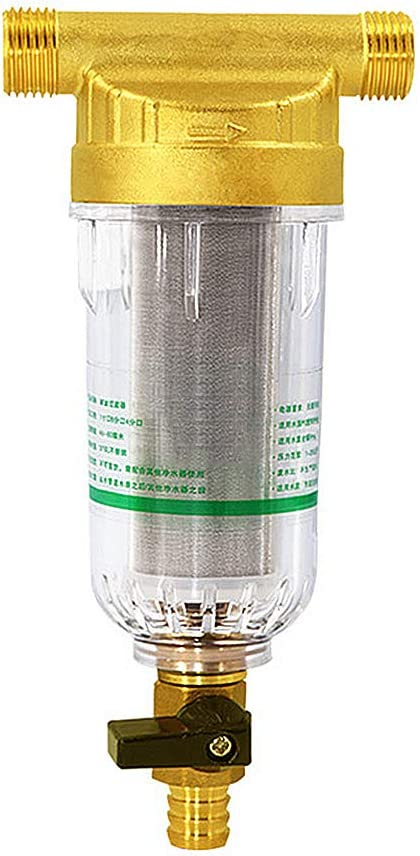 Sistema Pre-Filtro Agua Casa Entera, Filtro Sedimento Centrifugado ...