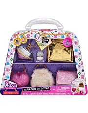 Real Littles | Collectible Micro Handbag Collection | 5 Exclusive Bags | Plus 17 Beauty Surprises Inside!, Multicolor (25266)