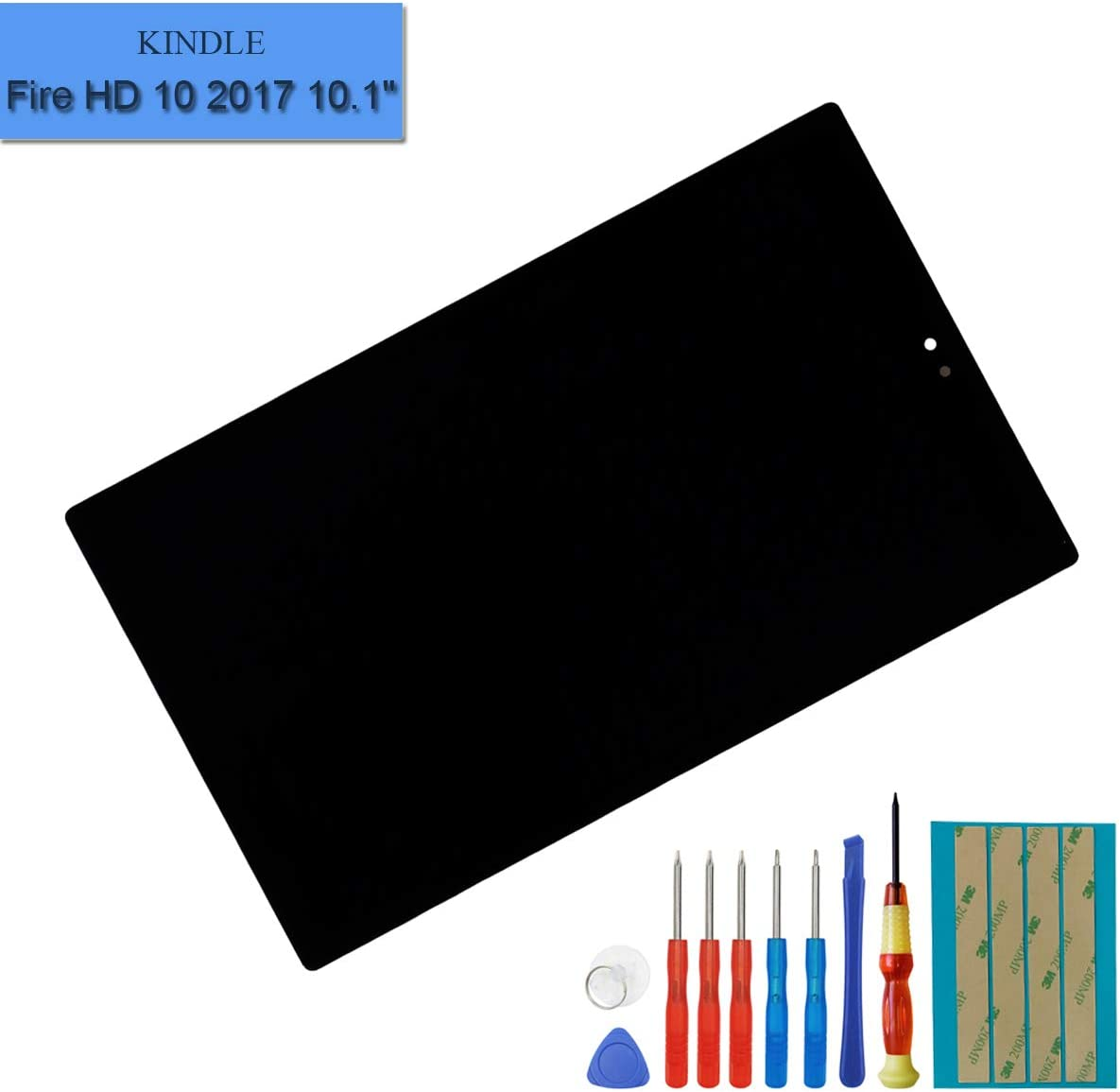 New for Amazon Kindle Fire HD 10 SL056ZE Touch Screen Digitizer Replacement