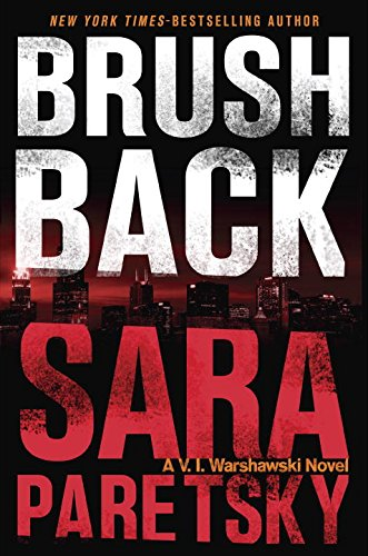 Brush Back (A V.I. Warshawski Novel)