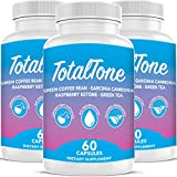 Cheap Total Tone Garcinia Pills for Advanced Weight Loss – Burn Fat Quicker – Carb Blocker (3 Month Supply)