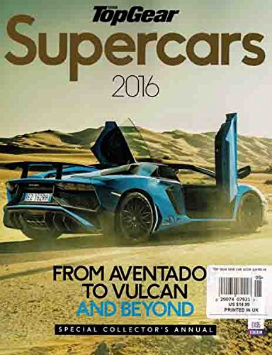 Download Top Gear Supercars Magazine Issue 5 2016 PDF