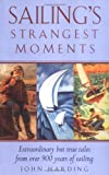 Sailing's Strangest Moments, John Harding and John Harding, 1861057458