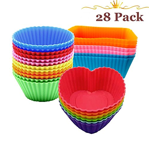 Silicone Baking Muffin Storage Container 28 product image