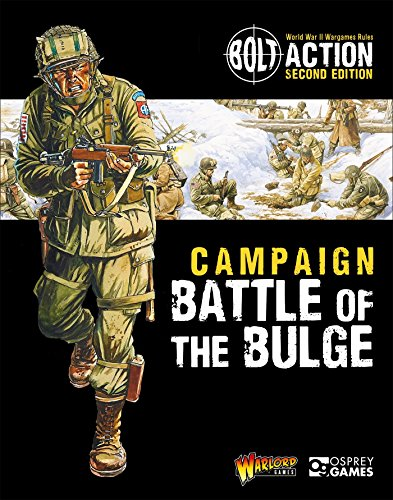 Bolt Action: Campaign: Battle of the Bulge for sale  Delivered anywhere in Canada