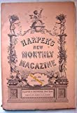 img - for Harpers New Monthly Magazine, April, 1890 book / textbook / text book