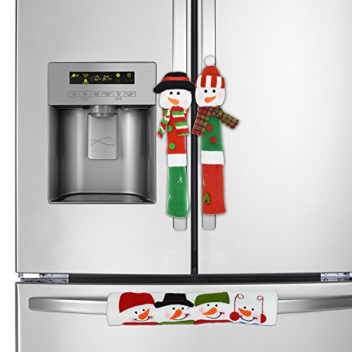 mini fridge microwave cabinet - 7