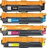 officeネット ブラザー 用 TN-291/296 4色セット ( K / C / M / Y ) 大容量 互換トナーカートリッジ
