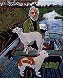 Refineon Handmade Oil Painting Reproduction on Canvas Goodfellas 20''x24''