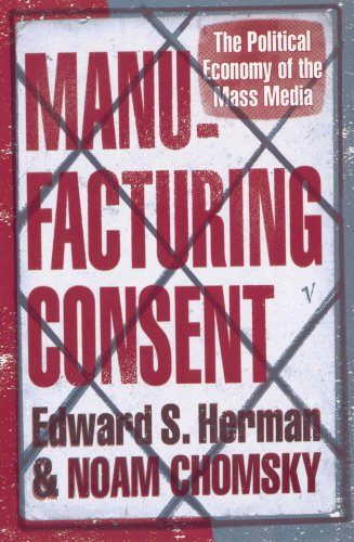 Manufacturing Consent cover