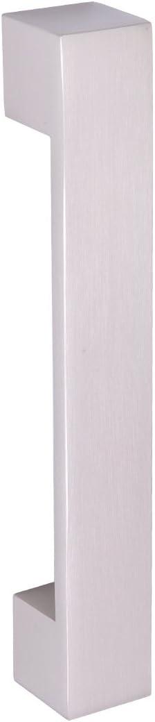 AmazonBasics - Tirador moderno y corto para armario, 16,2 cm de ...