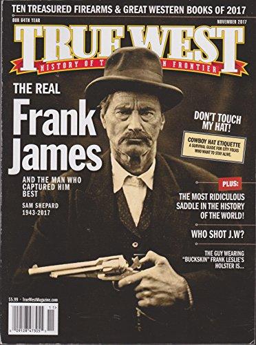 Magazine West Wild (True West Magazine November 2017)