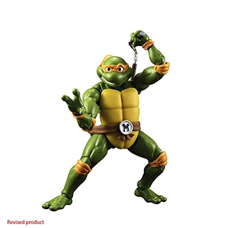 Yang baby Michelangelo Teenage Mutant Ninja Turtles Figura ...