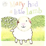 Mary Had a Little Lamb Finger Puppet Book (Little Learners Finger Puppet Book)