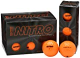 Nitro Maximum Distance Golf Ball (12-Pack)