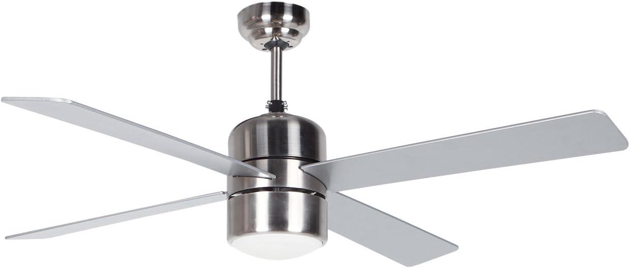Orbegozo CP 72120 Ventilador de techo con luz y mando a distancia ...