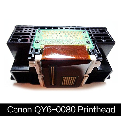 Price comparison product image Ouguan Ink Refurbished Canon PrintHead QY6-0080 For IP4820, iP4920, MX882, MG5230, MG5240, MG5270, iX6520