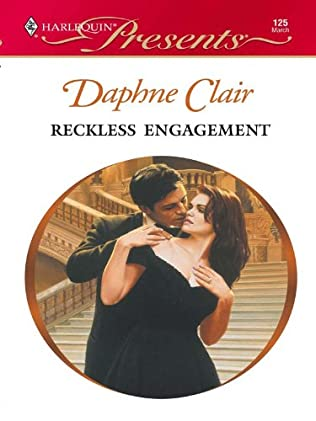 book cover of Reckless Engagement