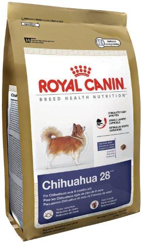 Royal Canin Dry Dog Food, Mini Chihuahua 28 Formula, 10-Pound Bag