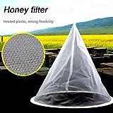 LiPing Beekeeping Beekeeping Honey Strainer Filter Net Honey Strainer Honey Bucket Honey Tools (A)