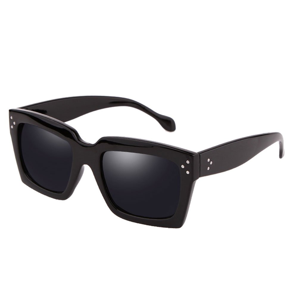 1 H.ZHOU Sunglasses Female UV Predection Sunglasses Big Box Sunglasses Ladies Glasses (color   3)