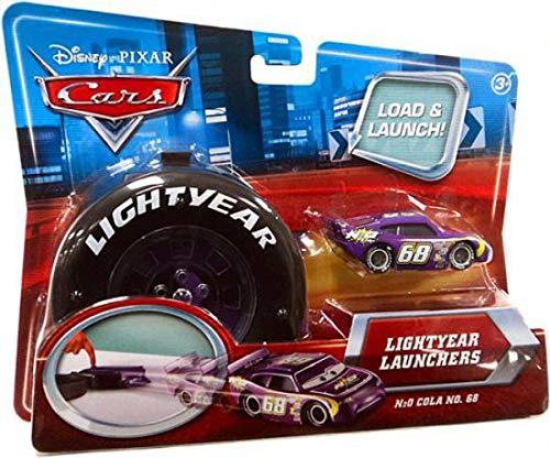 Disney 68 Pixar CARS Movie 155 Die Cast Car Lightyear Launchers N2O Cola No